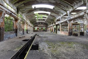 Lost Place Industrie